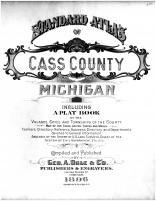 Title Page, Cass County 1896